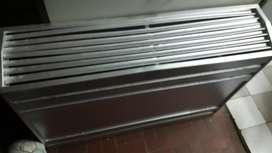 Calefactor a gas ctz