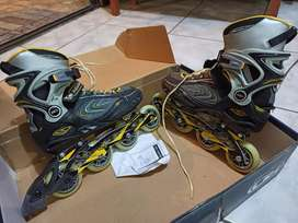 Patines Roller Dervy 40000 mil colones.