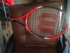 Raquetas de tenis y squash