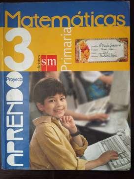 Libro Matematicas 3