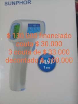 termometro de bioseguridad