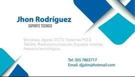 Soporte técnico en sistemas e instalaciones de seguridad