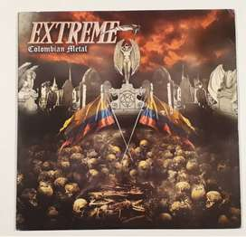 Colombian Metal Extreme / Vinilo Viuda Negra