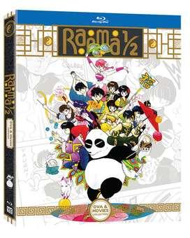 Ranma ½ (1989-2011) ULTIMATE SPECIAL PACK DE COLECCIÓN EN ALTA CALIDAD BLU-RAY.RIP