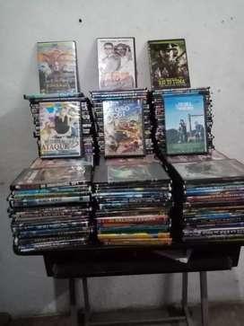 Vendo colección de DVDs
