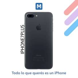 Apple iPhone 7 PLUS 32GB, GARANTÍA, LOCAL COMERCIAL!