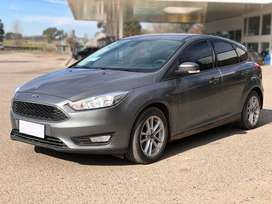 Ford Focus S III 1.6