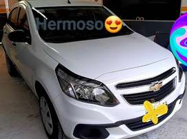 CHEVROLET AGILE LS 1.4 2015- IMPECABLE