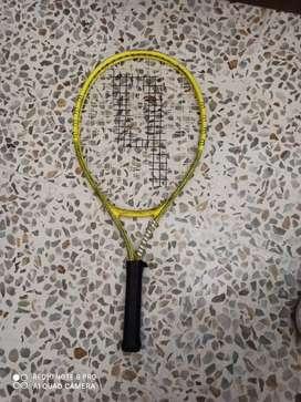Raqueta para principiantes