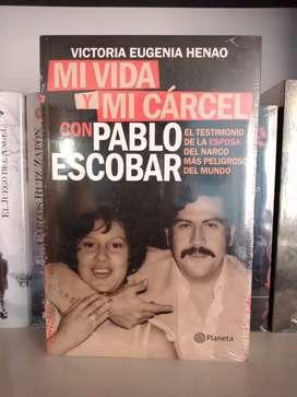 Mi vida y mi cárcel con Pablo Escobar Libro
