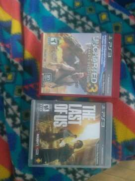 Uncharted 3 y THE LAST OF US