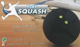 Clases Personalizadas de Squash