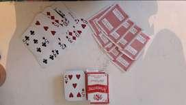 Art 226 Mazo de Cartas de Poker Casino Conrad Punta del Este