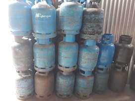 Gas de 10,15,45 Kilos a Retirar