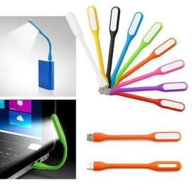 Mini USB Brillante Flexible LED Luz Lámpara de lectura Portátil