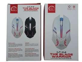 Mouse Gtx3 Gamer Retroiluminado Usb