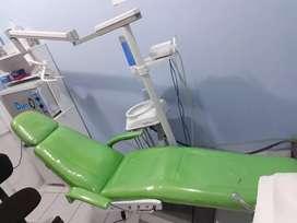 Unidad dental semi eléctrica marca gnatus