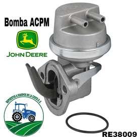 Bomba ACPM / combustible John Deere