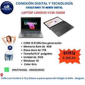 Venta de Laptop Lenovo Core i3