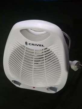 Caloventor Vertical Crivel