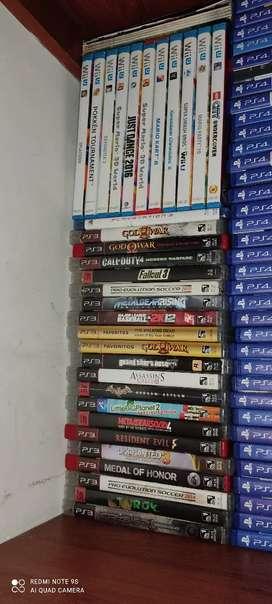 Videojuegos Originales PS3