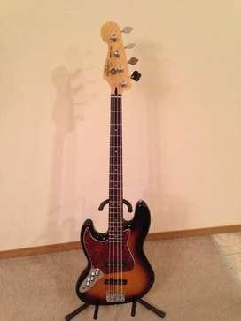 Bajo Eléctrico Squier Jazz Bass Vintage Modiefied Zurdo