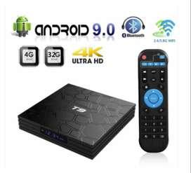 tv box t9 4gb de ram mas 32 internas mas bluethoo