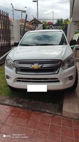 Chevrolet Dmax como nueva a excelente precio