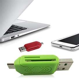 VENDO 4 EN 1 USB OTG lector de tarjetas Android TF SD flash