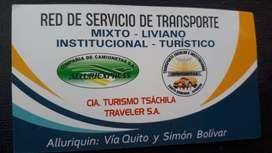 Servicio  de alquiler de  transporte de viajes en família  y tur turísticos