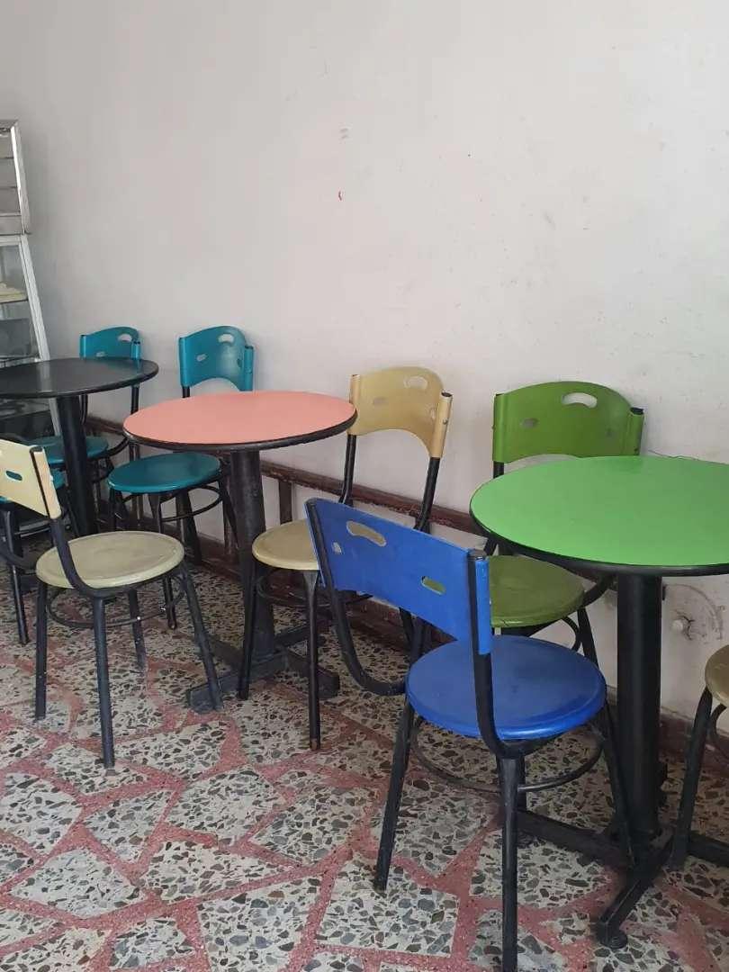 Muebles para cafetería