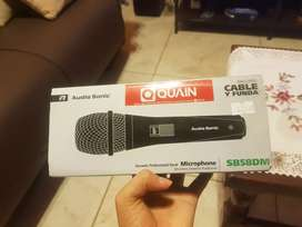 Micrófono profesional Audiosonic