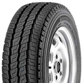 NEUMATICO 225/75R16 CONTINENTAL VANCO 8 - Iveco Daily; Mercedes Sprinter; Mitsubishi L200