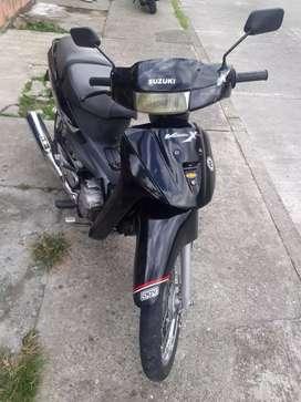 VENDO O CAMBIO VIVAX 115 NEGOCIABLE