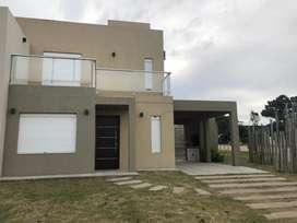 Duplex en Monte Del Este