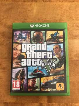 GTA 5 para Xbox one