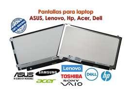 Pantallas Asus, Dell, Hp, Acer, Toshiba, Etc