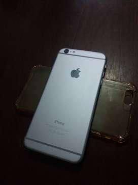 Iphone 6 plus ¡Excelente Estado! Libre de icloud
