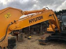 Excavadora Hyundai 210 LC-7