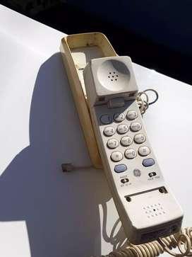 vendo teléfono fijo ciudad Santa fe $ 450