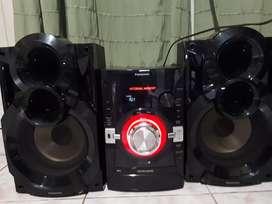Panasonic SC-AKX34 Minicomponente