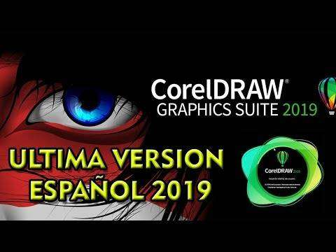 instalación Software Corel DRAW Graphics 19  versión que  desees 0