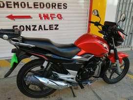 Moto suzuki gs 150r