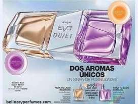 Oferta Perfume Avon Eve Duet Dos en Uno