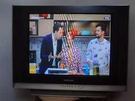Televisor Samsung Slime 29 Pulgadas Pantalla Plana.