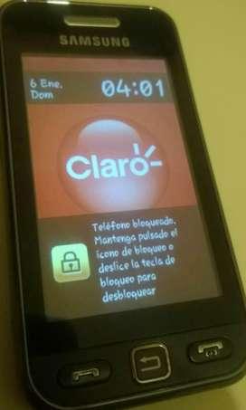Celular Samsung Gts 5230 para Claro