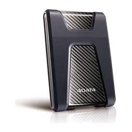 DISCO DURO EXTERNO ANTIGOLPES ADATA HD650 2 TB USB 3.1