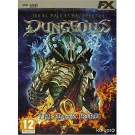 Juego para PC Dungeons The Dark Lord envio gratuito