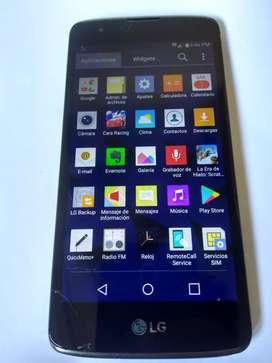 LG K8 4G Lte libre detalle leer!