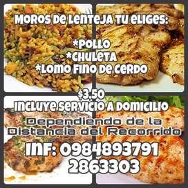 Nuevos Sabores Azafran Restaurante a Domicilio